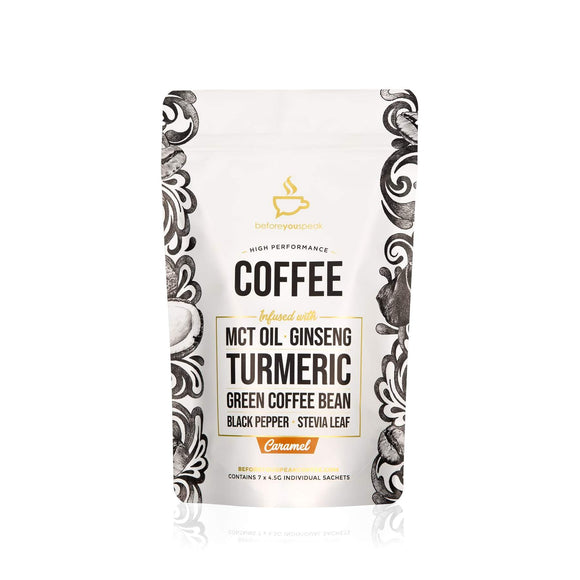 High Performance Coffee - 7 Serve Trial Pouch