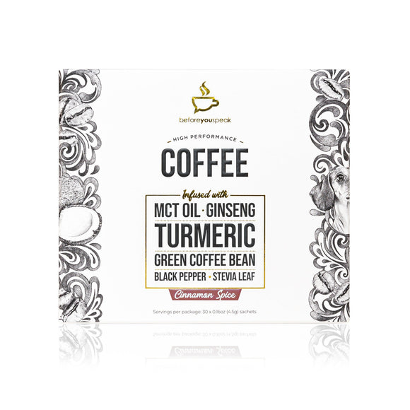 Cinnamon Spice - High Performance Coffee