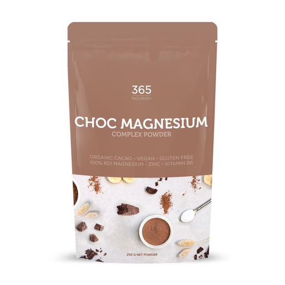 Chocolate Magnesium Powder