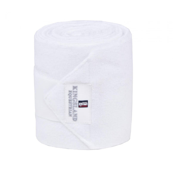 Kingsland Classic Fleece Bandages 2 Pack KLC-HG-759