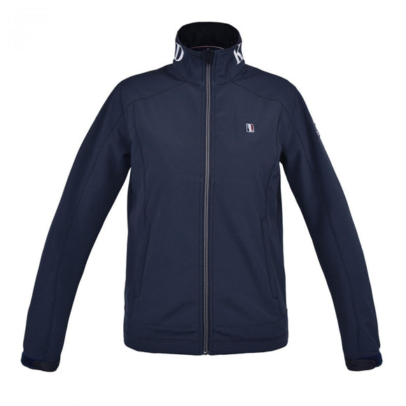Kingsland Classic Softshell Jacket Navy Unisex KLC-SF-453