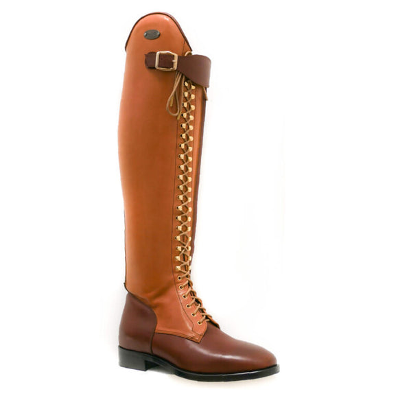 D due String Brandy Boots