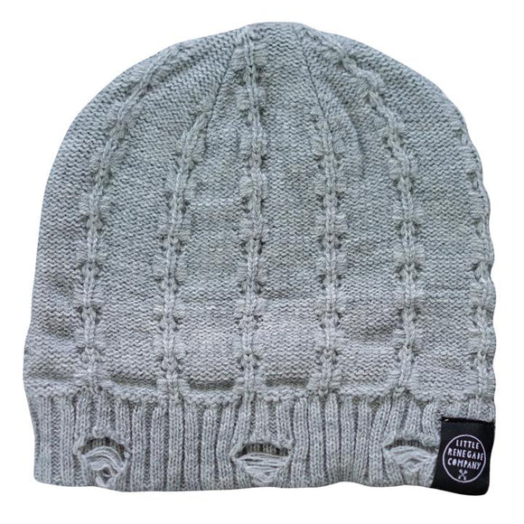 LRC Everest Grey Beanie