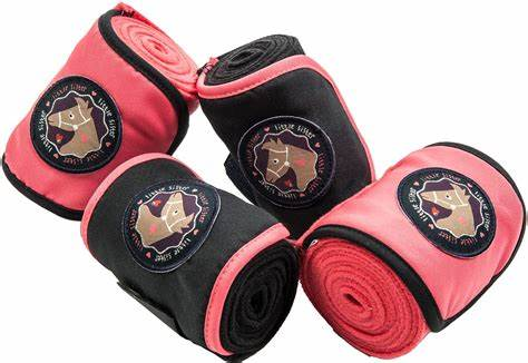 HKM Pony Champ Polar Fleece Bandages