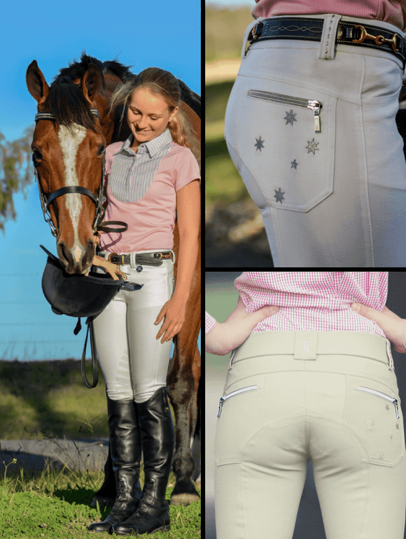 PW Junior Dressage Breeches