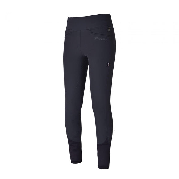 Kingsland Ladies Katja Full Grip Pull On E-Tec Breeches KLC-BRFG-161