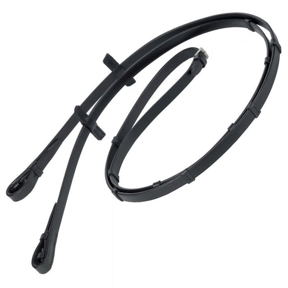 Stubben Leather Reins Narrow 5 Stops 6310105