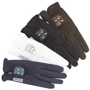 Magic Tack Gloves - Changeable Crystal Patches