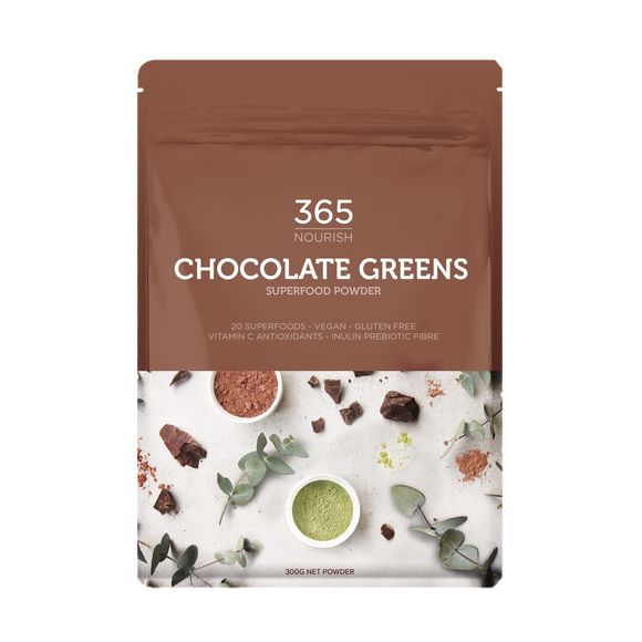Chocolate Greens Superfood Powder