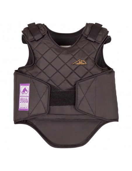 BR Body Protector Leopard Children