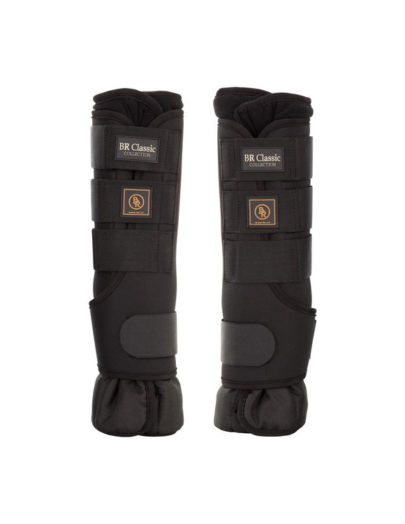 BR Stable Boots Classic Front Legs