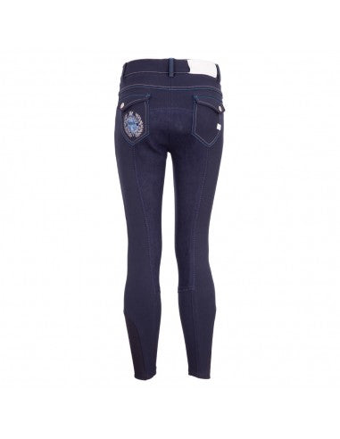 BRPS Sanches Microfiber Seat Children Breeches