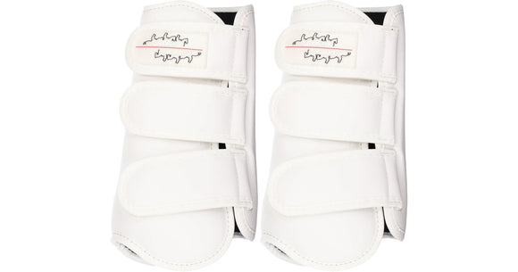 Eskadron All Round White Full Hind Boots