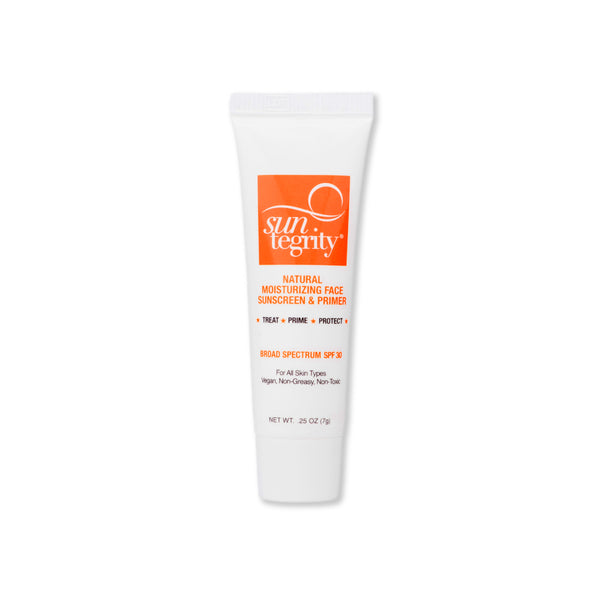 Deluxe Trial Tube - NATURAL MOISTURISING FACE SUNSCREEN/PRIMER SPF 30