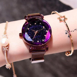 ✨Buy 1 Get 1 Free✨Bejewelled Starry Watch
