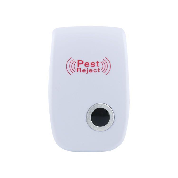 Pest Reject Ultrasonic Electronic Mosquito and Mosquito Repellent