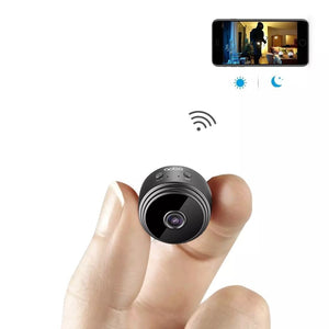 Remote Surveillance Camera Recorder