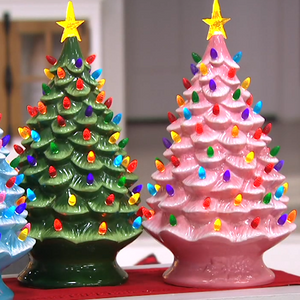 🎉50% OFF Today - Mr. Christmas Nostalgic Cake Tree