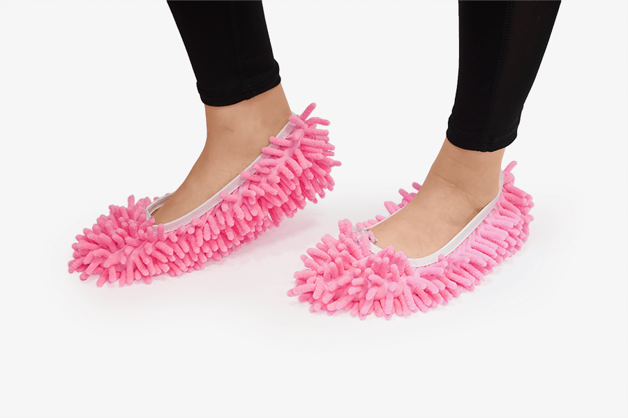 Assorted Mop Slippers Shoes - evbody