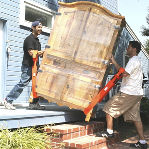 EasyMove Labor-Saving Furniture Lifting and Moving Straps for Easy Transport