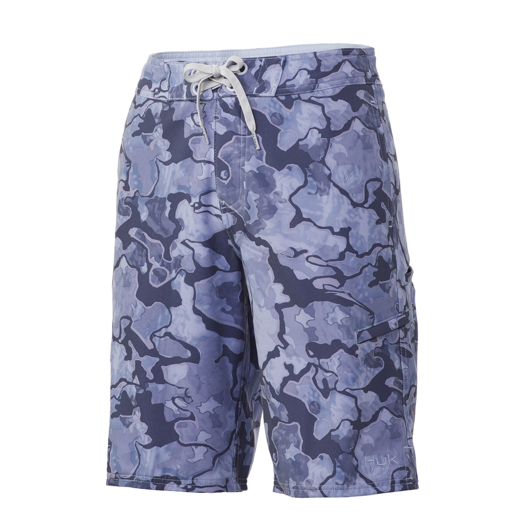 HUK YOUTH OUTRIGGER PRINT H7200005-037