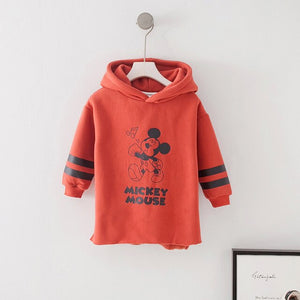 Mickey and mini Sweatshirts