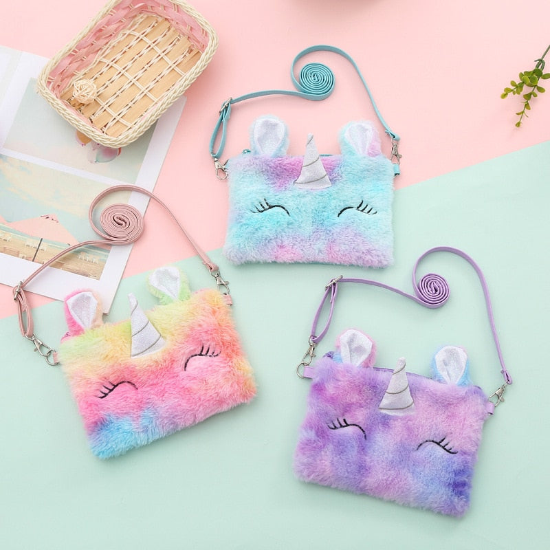 Unicorn Crossbody Bag