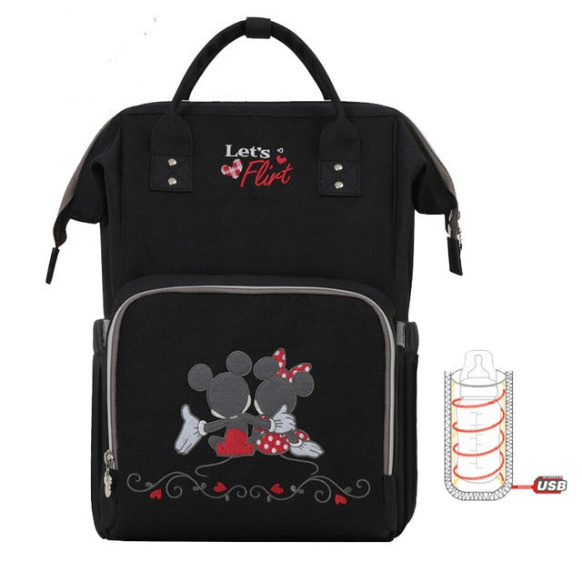 Disney Diaper USB Diaper Bag