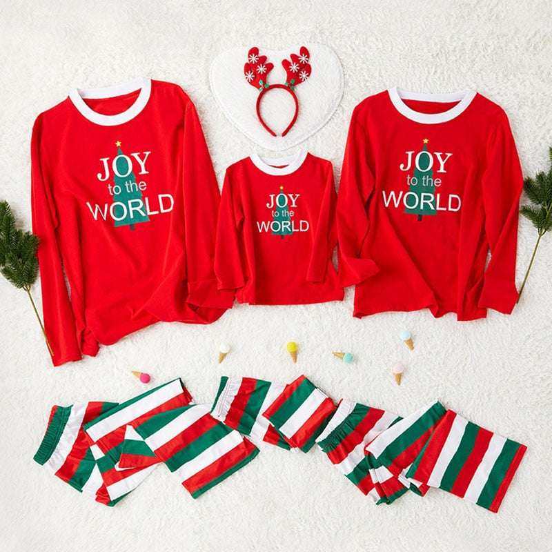 Joy to the World Family Set