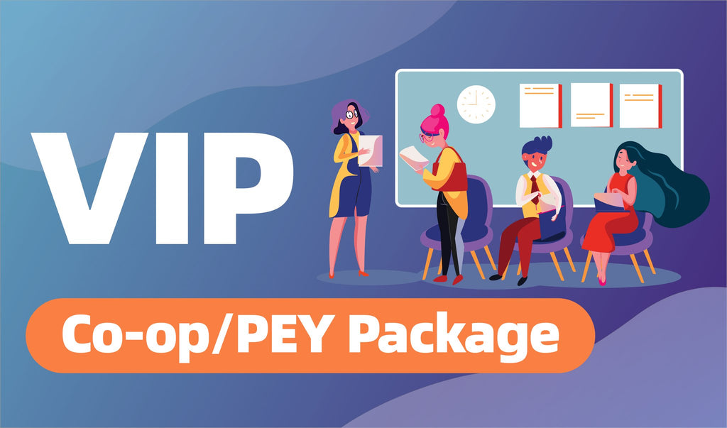 VIP | Co-op / PEY Package 保offer
