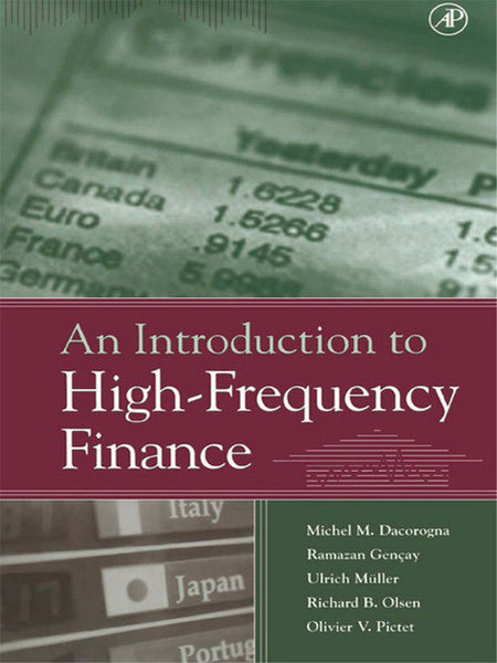 An Intro to High-Frequency Finance