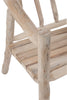 Chaise Branches Bois Naturel