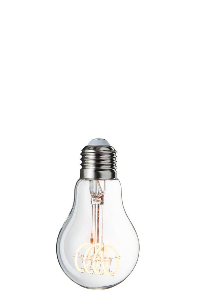 Ampoule filament Led A19 4 Loops e27