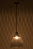 Lampe Suspendue Cloche Metal Noir Small