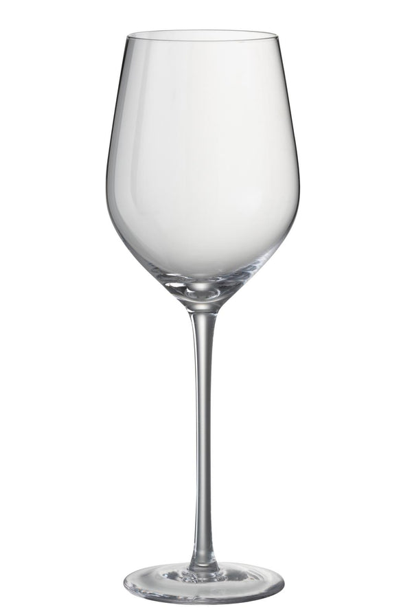 Lot de 6 verres A Vin Rouge Tia Verre Transparent