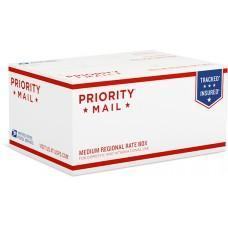 Priority Mail Regional Rate Box - A1 (Top Loaded) (25 Pcs)