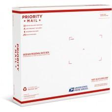 Priority Mail Regional Rate Box - B2 (Side Loaded) (25 Pcs)