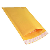 "Self-Seal Kraft Bubble Mailer #0 (6.5"" x 10"") - Box of 250"