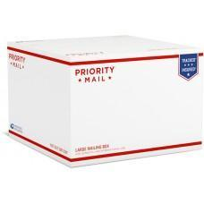 "Priority Mail Box 7 - 12"" x 12"" x 8"" (Top Loaded) (25 Pcs)"