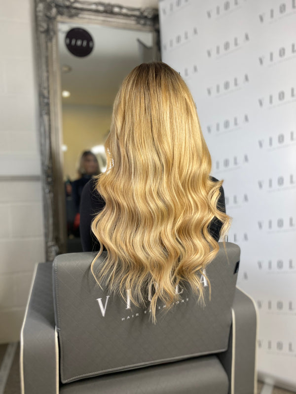 Tape In hair extensions before and after [photos, videos]