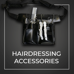 Hairdressing accessories