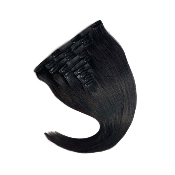 Seamless Clip-in Hair Extensions 20""