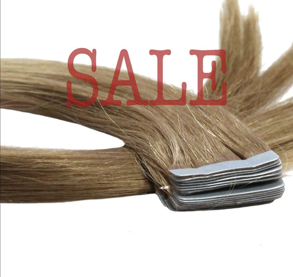 Sale tape in hair extensions