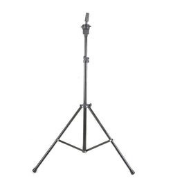 Metal training head stand