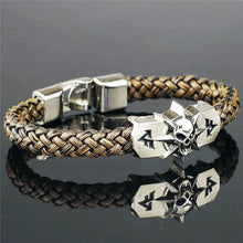 Load image into Gallery viewer, bracelet with skull G031