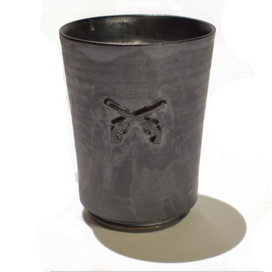 FRAGRANCE CANDLE CUP(A)LEATHER