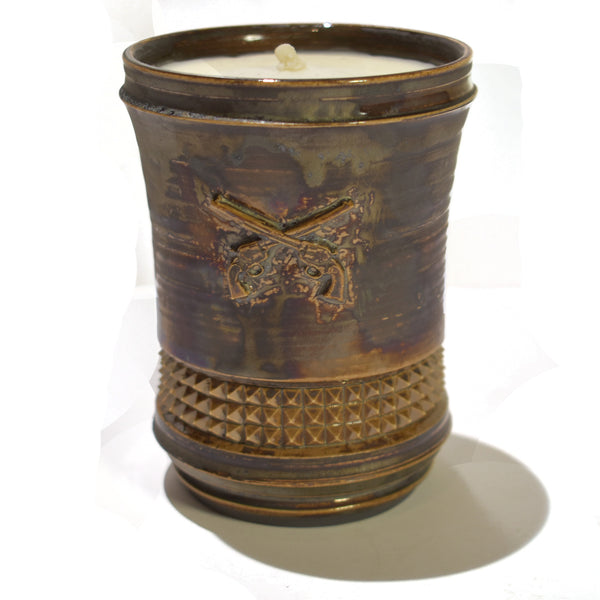 FRAGRANCE CANDLE CUP(A)BRONZE STUDS