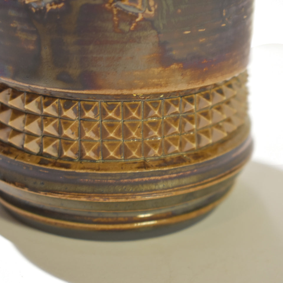 Load image into Gallery viewer, FRAGRANCE CANDLE CUP(A)BRONZE STUDS