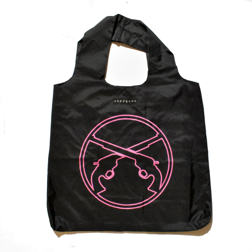Load image into Gallery viewer, CROSSGUN ECO BAG NEW COLOR / BLACK×PINK