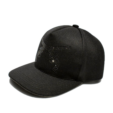 COOL MAX  CROSSGUN SWARO CAP GRAPHITE